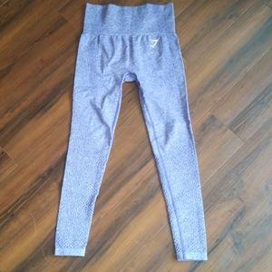 Gymshark vital seamless leggings indigo size small